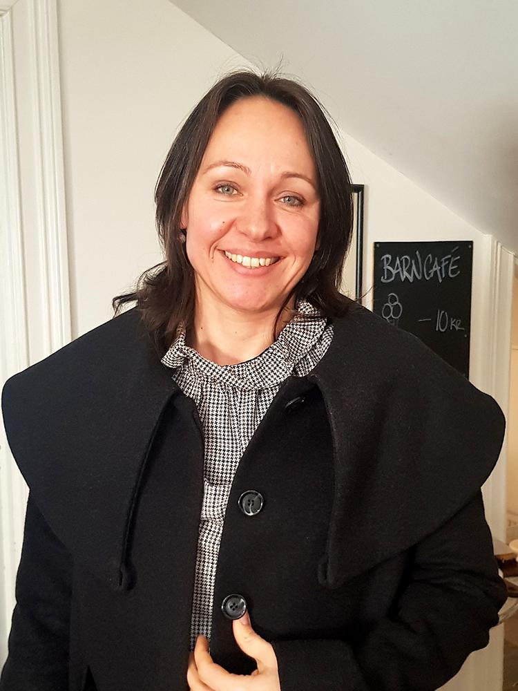 Jarina Edlund, jurist på Trafikkontoret