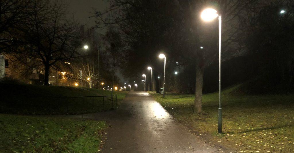Trygghetsvandring i Smedshagen