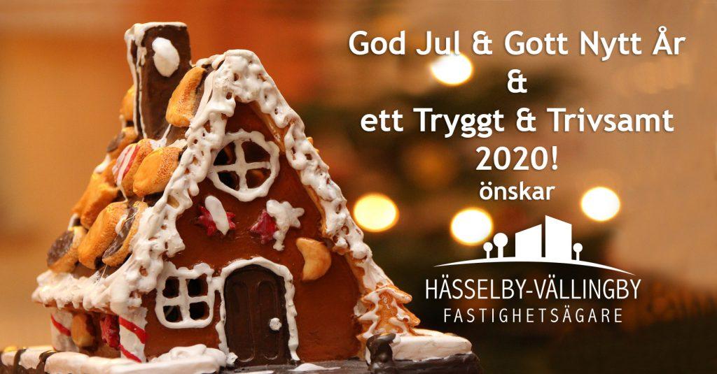 God Jul & ett Tryggt & Trivsamt 2020