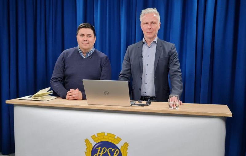 Igor Videla, HSB Stockholm och Ulf Malm, Fastighetsägare i Järva